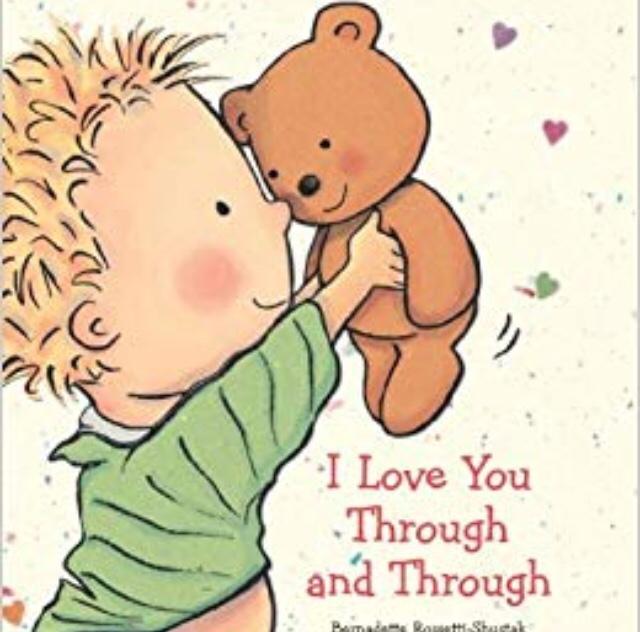 ママのための英語絵本クラス「I love you through and through」11/27